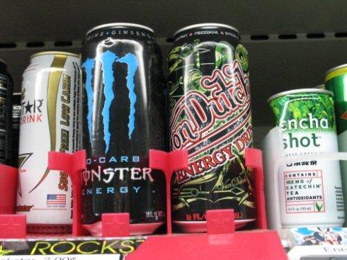 """""""Energy Drinks with Caffeine: Von Dutch, et al"""" by """"{* ferris!"""""""